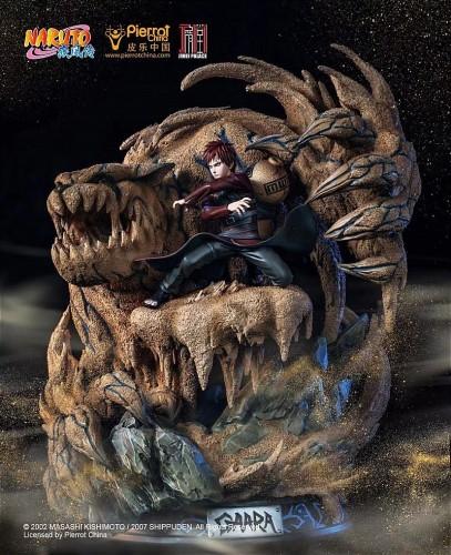 【Preorder】JIMEI Palace Naruto Gaara 1/6 scale Copyright Resin Statue