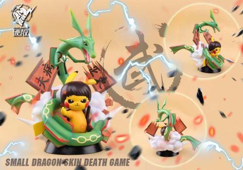 【Preorder】HARO SHELL Studio Pikachu cosplay Bruce Lee Resin Statue