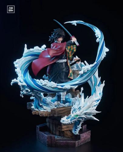 【Preorder】ZUOBAN Studio Demon Slayer Tomioka Giyuu Resin Statue