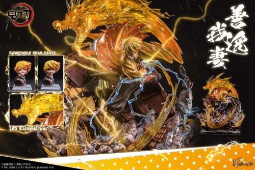 【Preorder】PC House Studio Demon Slayer Agatsuma Zenitsu Resin Statue