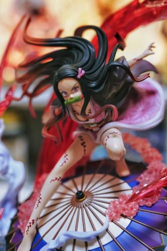 【In Stock】Rilun Studio Demon Slayer Kamado Nezuko Resin Statue