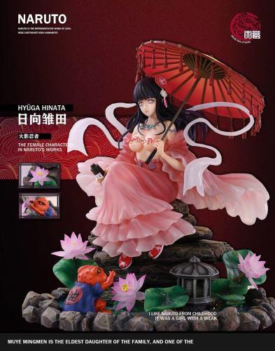【Preorder】SELECTION STUDIO Naruto Hyūga Hinata Resin Statue