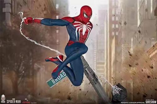 【Preorder】SideshowxPCS1/6 Spider-Man Resin Statue