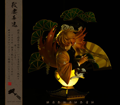 【Preorder】Blue Sky Studio Demon Slayer Zenitsu Resin Bust