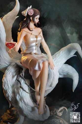 【Preorder】Duolisi Studio Chinese Mythology Series Fox Spirit Resin Statue