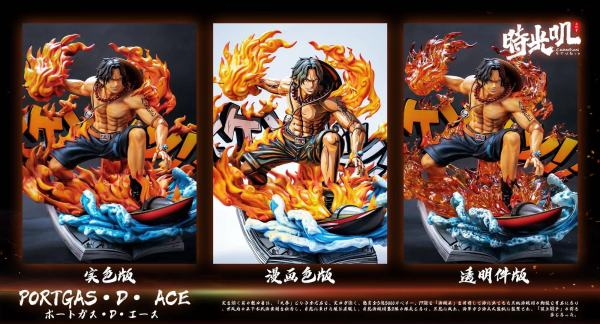 【Preorder】Champion Studio ONE PIECE Portgas·D· Ace is Reborn Resin Statue