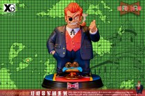 【Preorder】XBD Studio Dragon Ball Red Ribbon Army RedDelicious Resin Statue