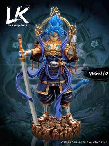 【Preorder】LK Studio Dragon Ball Samurai Vegetto Resin Statue