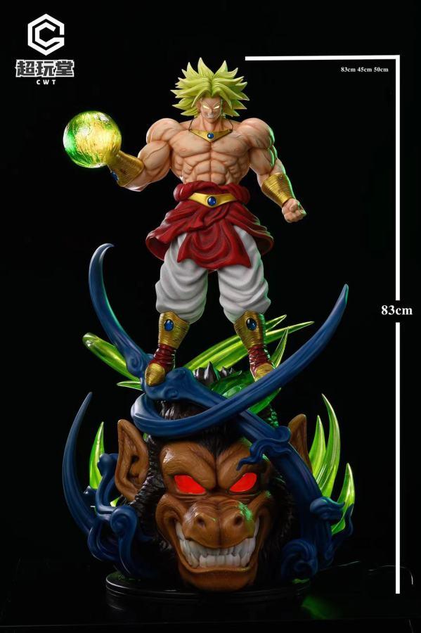 【Preorder】CWT Studio Dragon Ball Broly Resin Statue