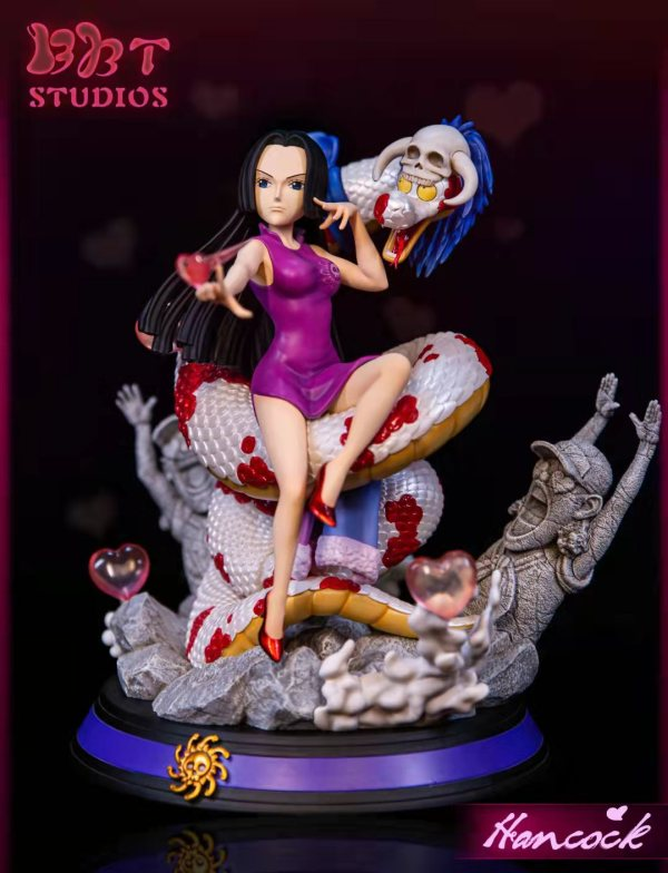 【Preorder】BBT Studio One Piece Boa Hancock Resin Statue