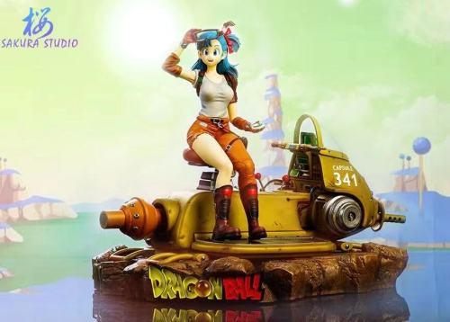 【Preorder】Ying Studio Dragon Ball Bulma Resin Statue