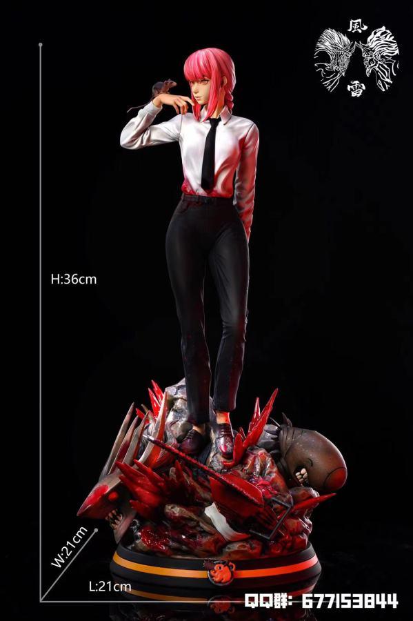 【Preorder】WindThunder Studio Chainsaw Man Makima Resin Statue
