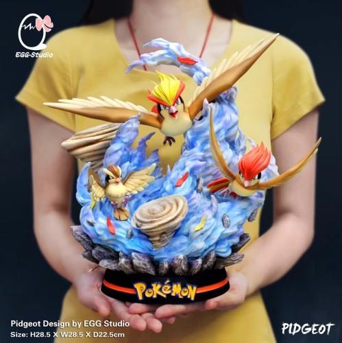 【Preorder】Egg Studio Pokemon Pidgeot Resin Statue