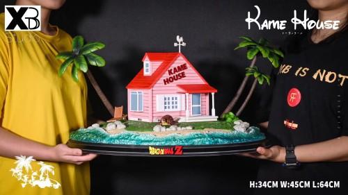 【Preorder】XBD Studio Dragon Ball Kame House Resin Statue