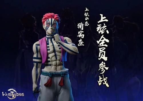 【Preorder】W.w-Studio Demon Slayer Akaza resin statue