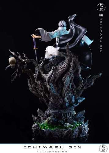 【Preorder】BlackWing BLEACH Ichimaru Gin Resin Statue