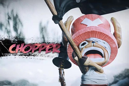 【Preorder】G5 Studio One Piece Tony Tony Chopper Resin Statue