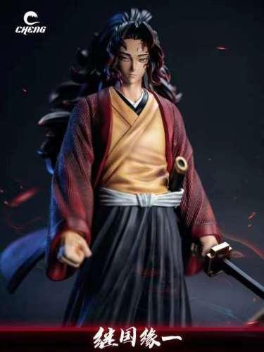 【Preorder】CHENG STUDIO Demon Slayer Tsugikuni Yoriichi Resin Statue