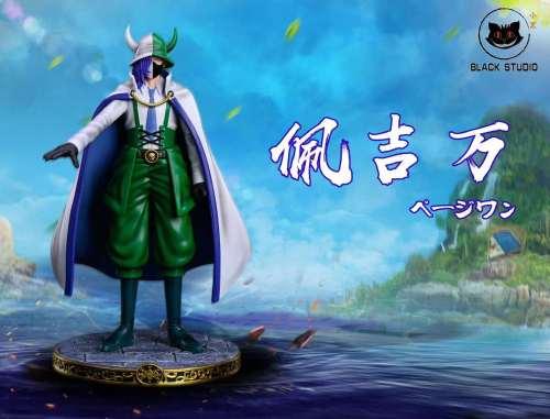 【Preorder】Black studio One Piece Tobiroppo Ulti Pageone Resin Statue