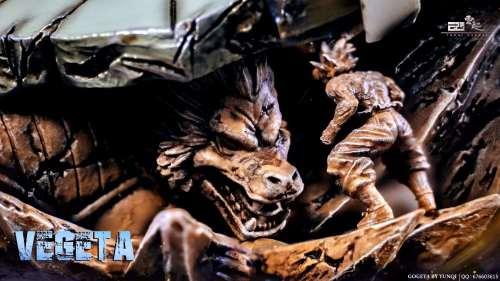 【Preorder】YUNQI Studio Dragon Ball Vegeta Resin Statue