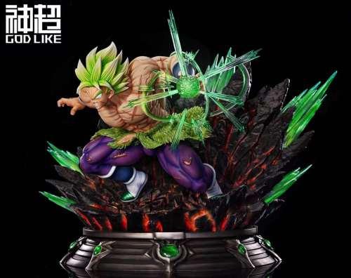 【Preorder】God Like Studio Dragon Ball Broli 1/6 Resin Statue