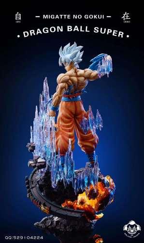 【Preorder】BJstudio Dragon Ball Ultra Instinct Goku  Resin Statue