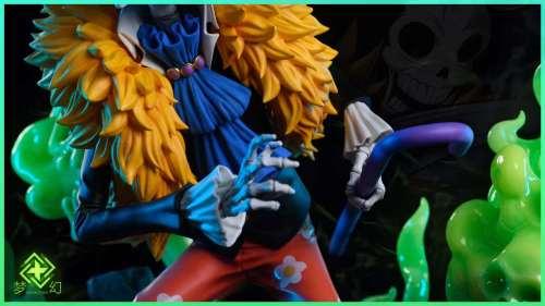 【Preorder】Dream Studio One Piece BROOK Resin Statue