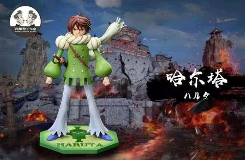 【Preorder】Clone studio One Piece Haruta resin statue