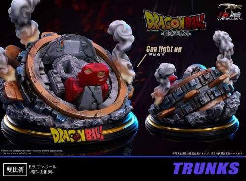 【Preorder】 T-Rex Studio Dragon Ball Trunks Resin Statue