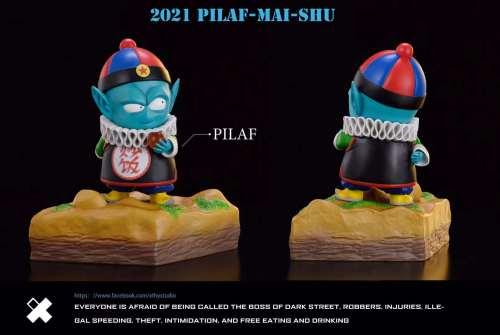 【Preorder】 X-Tinder studio Dragon Ball Pilaf Mai Shu Resin Statue