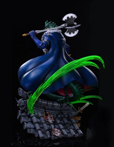 【Preorder】 GUREN studio One Piece X· Drake Resin Statue