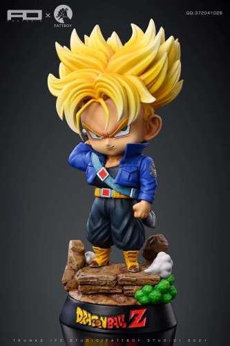 【Preorder】Fattboy & SD studio Dragon Ball Trunks resin Statue