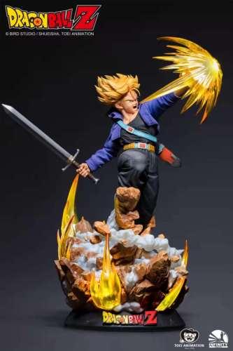 【Preorder】Infinity Studio Dragon Ball Trunks Polystone 1/4 Statue