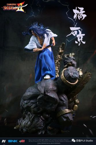 【Preorder】PIJI Studio Samurai Shodown Ukyo Tachibana Polystone Statue