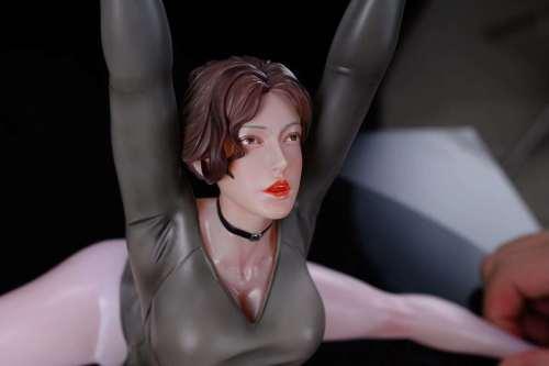 【Preorder】Qifeng Studio Handstand dance teacher Polystone Statue