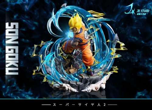 【Preorder】Pickstars Studio Dragon Ball Son Goku Polystone Statue