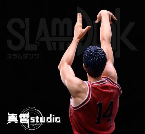 【Preorder】ZX Studio SlamDunk Hisashi Mitsui Resin Statue