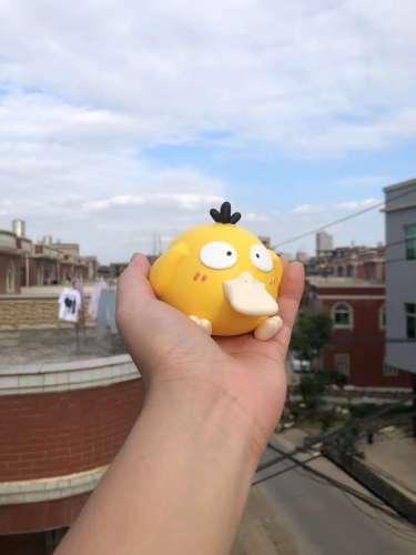 【Preorder】Sun studio Pokemon Psyduck Dedenne Sylveon Polystone statue