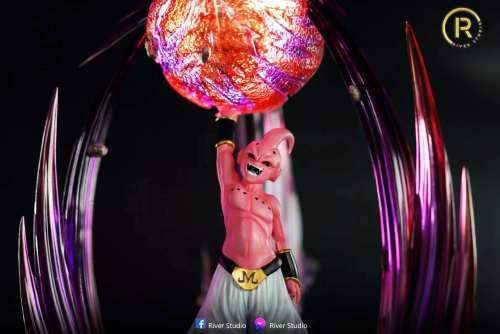 【Preorder】River Studio Dragon Ball Little Buu Resin Statue