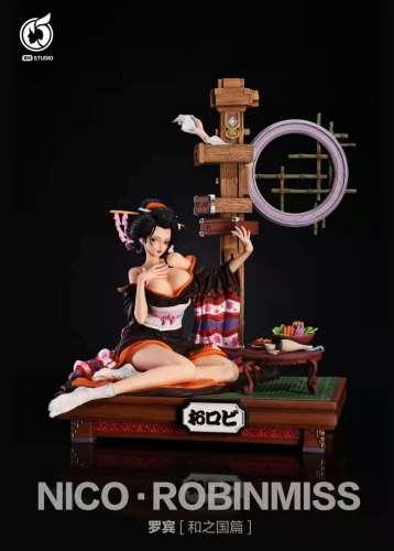 【Preorder】Jingchun Studio One Piece Nicole Robin Resin Statue