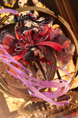 【Preorder】SSF studio DATE A LIVE Tokisaki Kurumi 1/7 PVC Statue