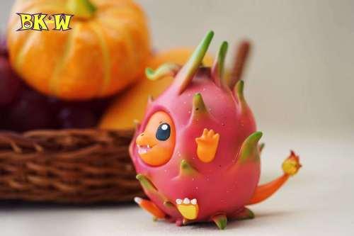 【Preorder】BKW studio Pokemon Charmander Pitaya Resin statue