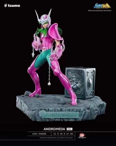 【Preorder】TSUME Studio Saint Seiya Andromeda Shun 1/4 Resin Statue