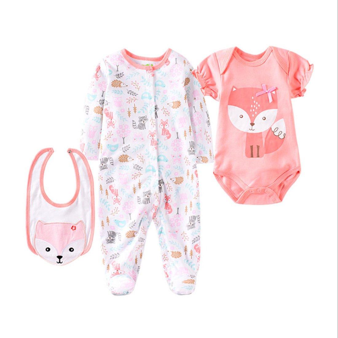 Vêtement Convient pour Les Vêtements de Poupée de 20-22 Pouces, Bébé Reborn Baby Doll - Petit Renard Vêtement