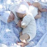 Réaliste Bebe Reborn Poupée bébé Souple 17 Pouces Lifelike Mignon Nouveau-né Reborn Baby Dolls Garçon Fille Jouets