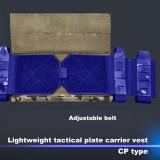 UTA X-RAPTOR Universal Armor Lightweight Plate Carrier Tactical Vest - MC Camo Type