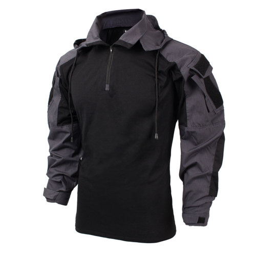 TRN PDSK Raider Combat Shirt-SP2 Version Carbon Grey