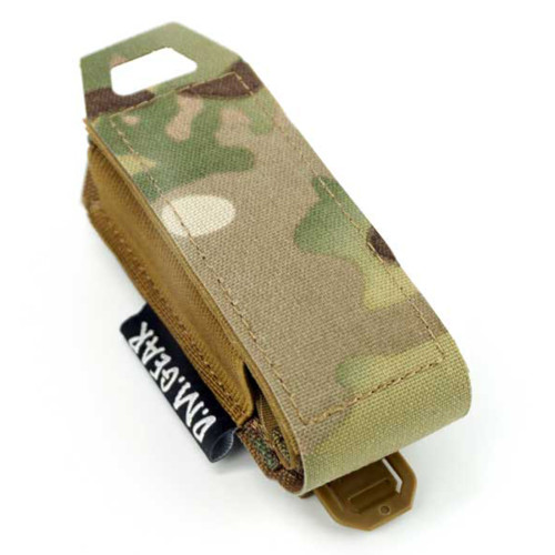 DMGear 9mm Expandable Quick Pull Tactical Pouch Tool Bag - MC