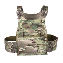 DMgear DEATH Low Vis Plate Carrier