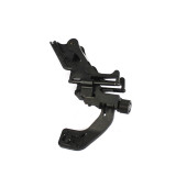 NVG Metal Mount Adapter with J Arm for AN/PVS PVS-14 - Black